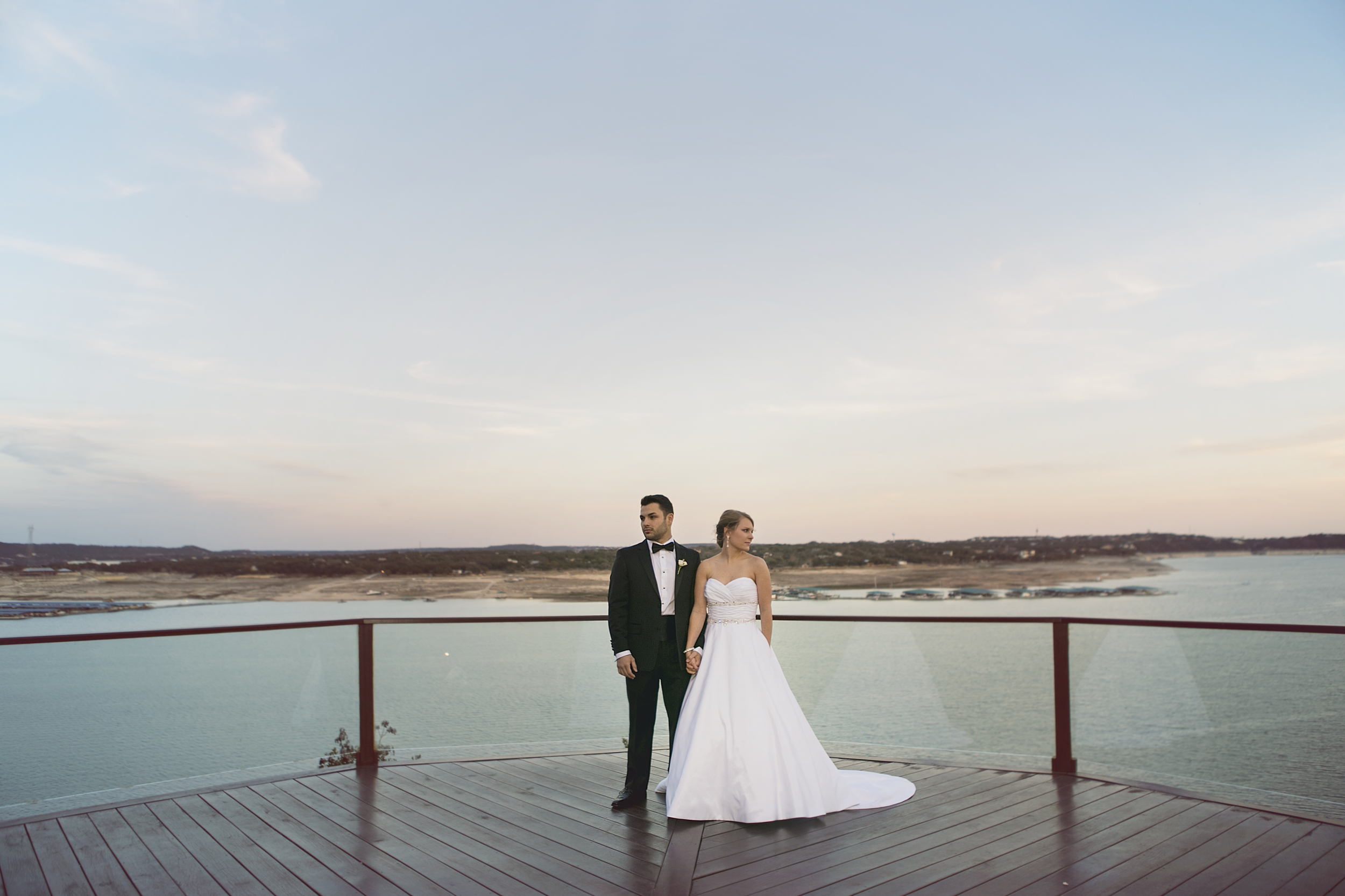 Wedding Lake Austin Lago Vista