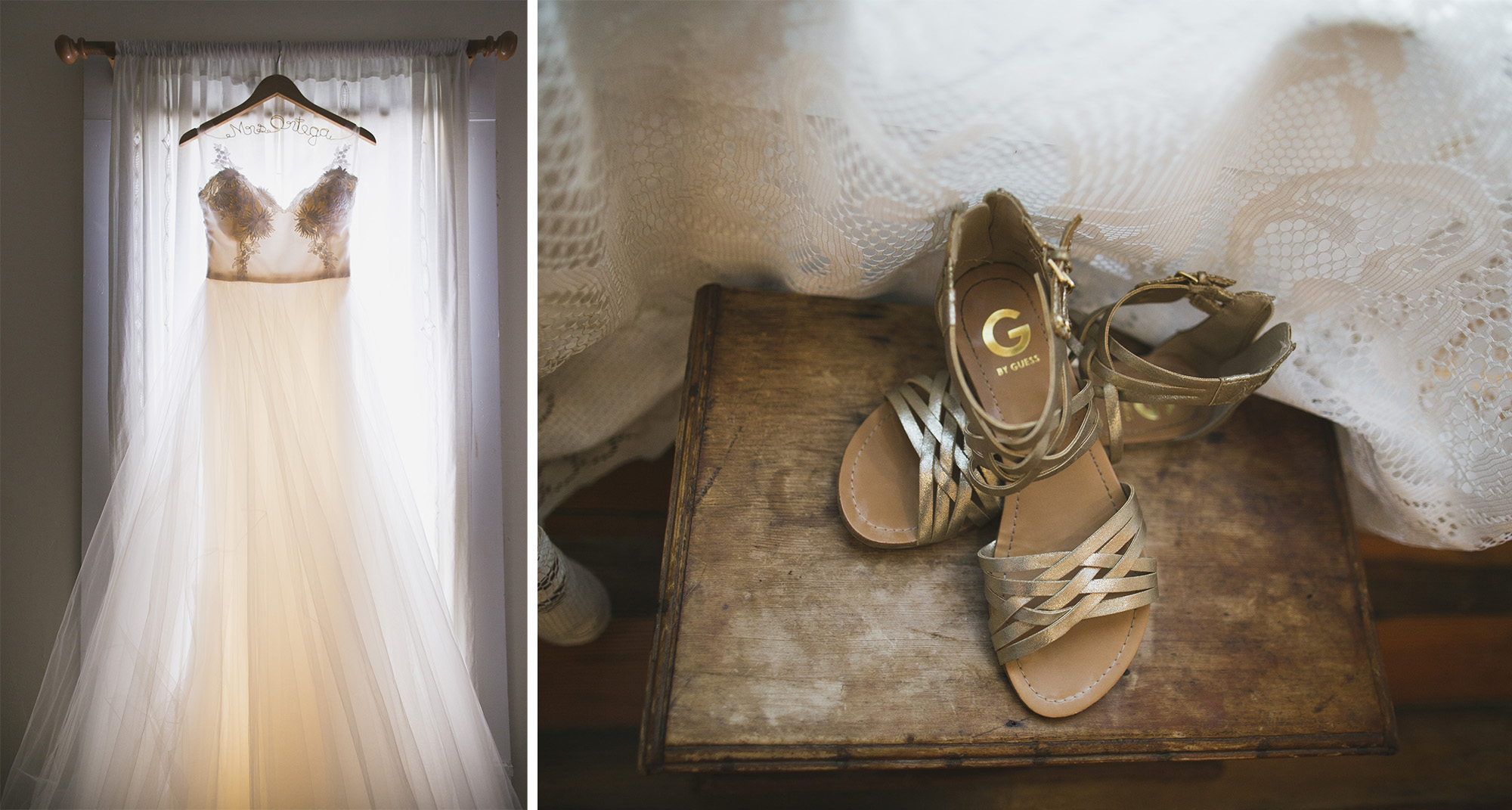 bride dress and shoes.jpg