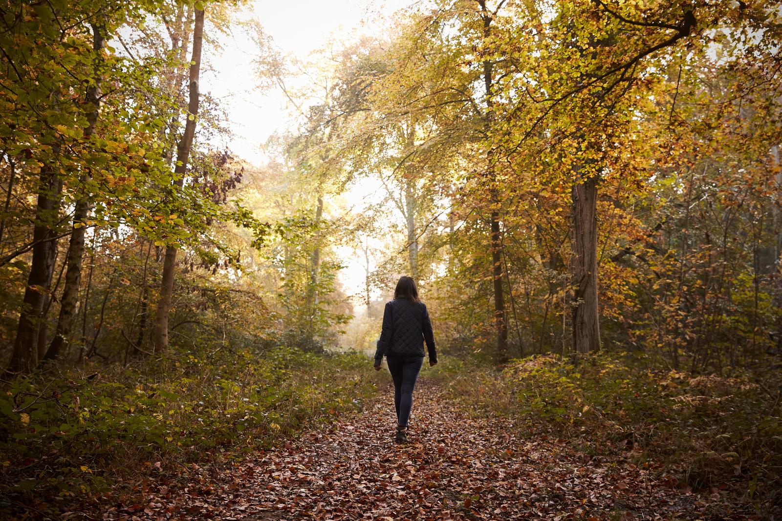 bigstock-Woman-Walking-Along-Path-In-Au-177631945.jpg