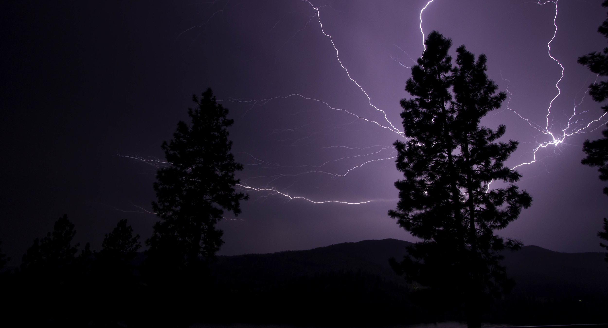 Spokane lightning