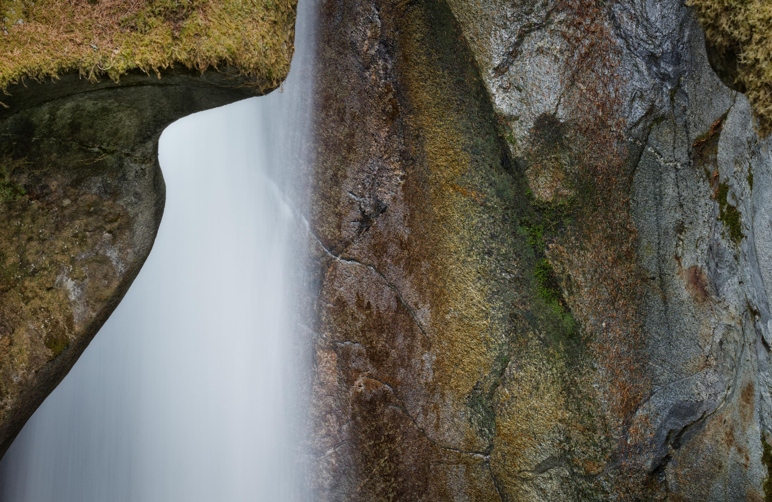 Rock and Falls detail