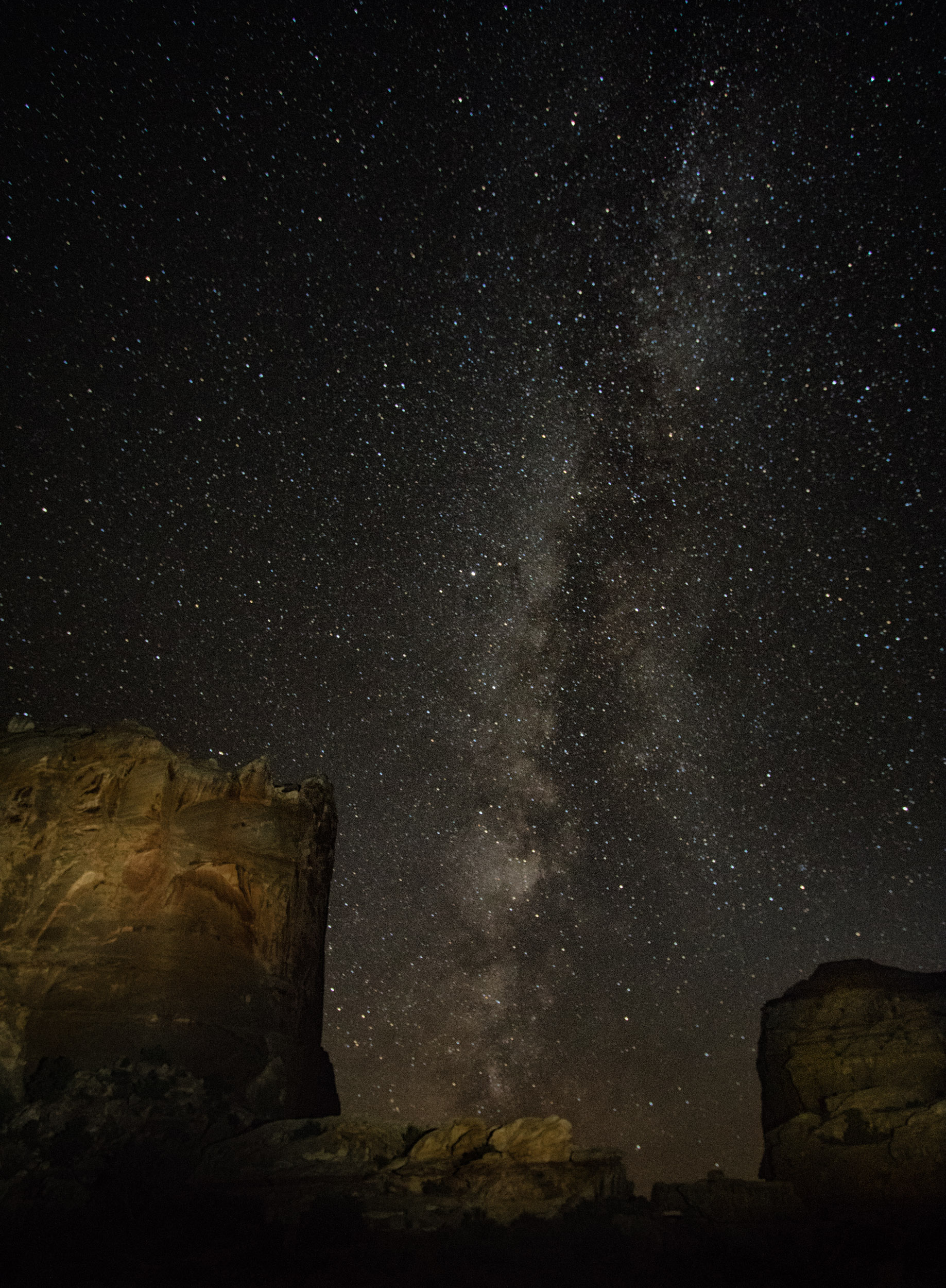 Stars and Cliffs at Capitol Reef.jpg