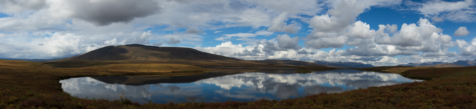 Reflecting on the Dempster Highway.jpg