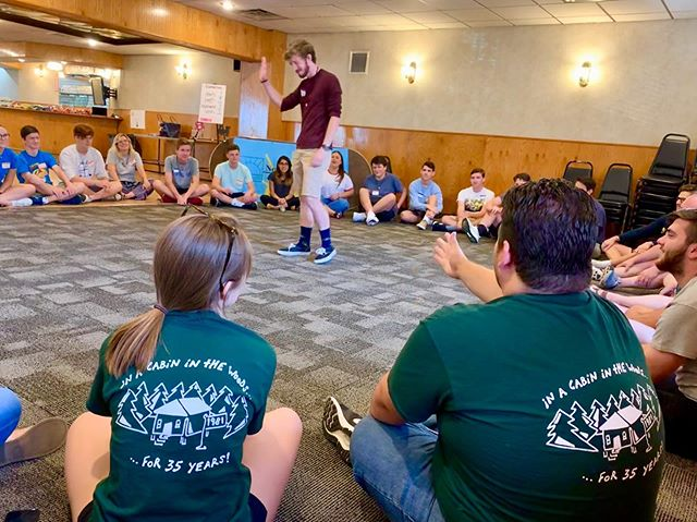 ☀️Pre-Orientation 2019 . Less than 1 week until #NEWDAYTHEGAME !!! . . We loved getting to know some of our new counselors and reunited with returning counselors! . . #camp #campnewday #newday2019 #summercamp #camp2019 #summer2019 #fun #friends #game #monopoly #candyland #standbyme #volunteer #clue #boardgames