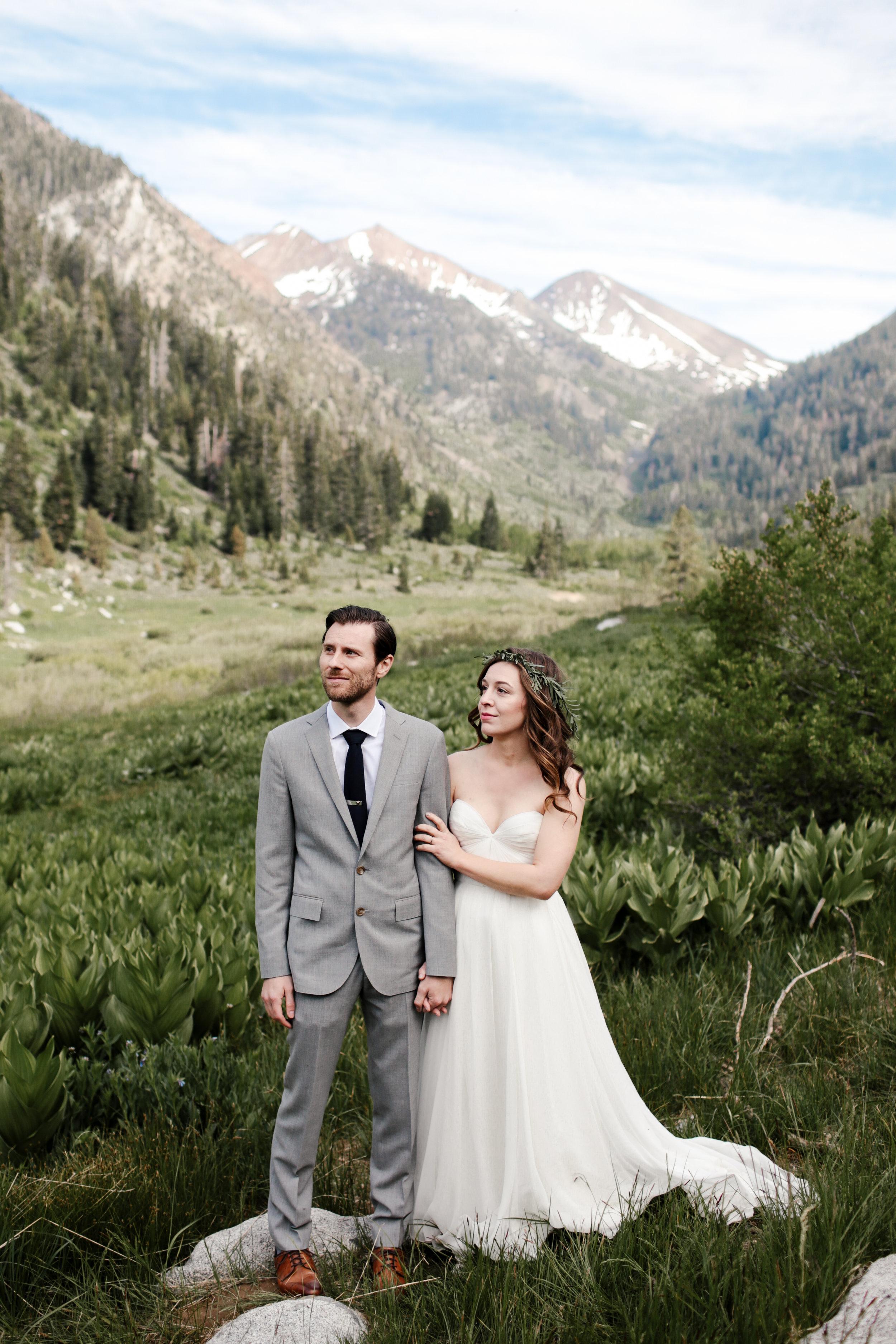 Lauren & Jeff // Mineral King, California // 2016