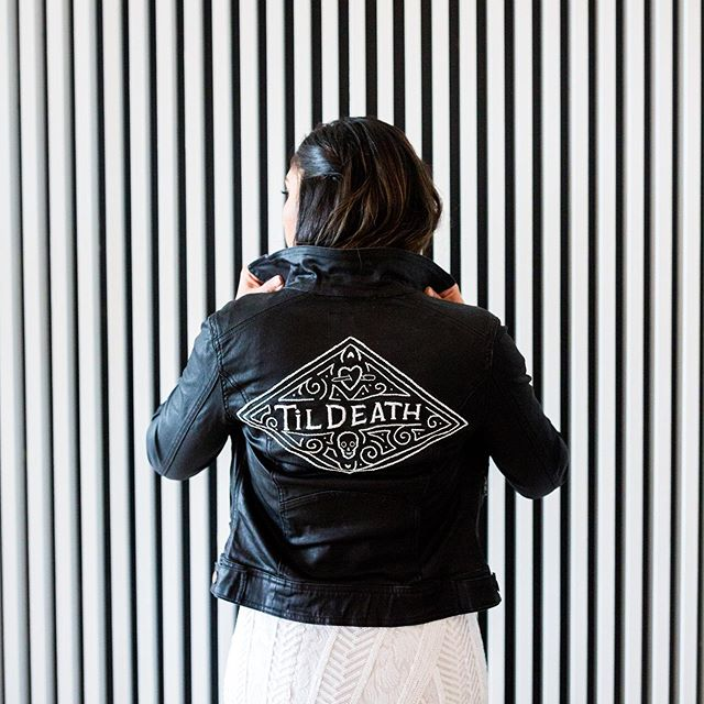 When you get your girl @vichcraft to design and stitch a wedding jacket dreams come true. ⚡️