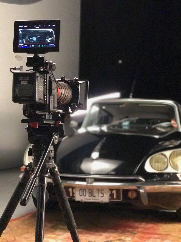 angenieux ez 1 studio car