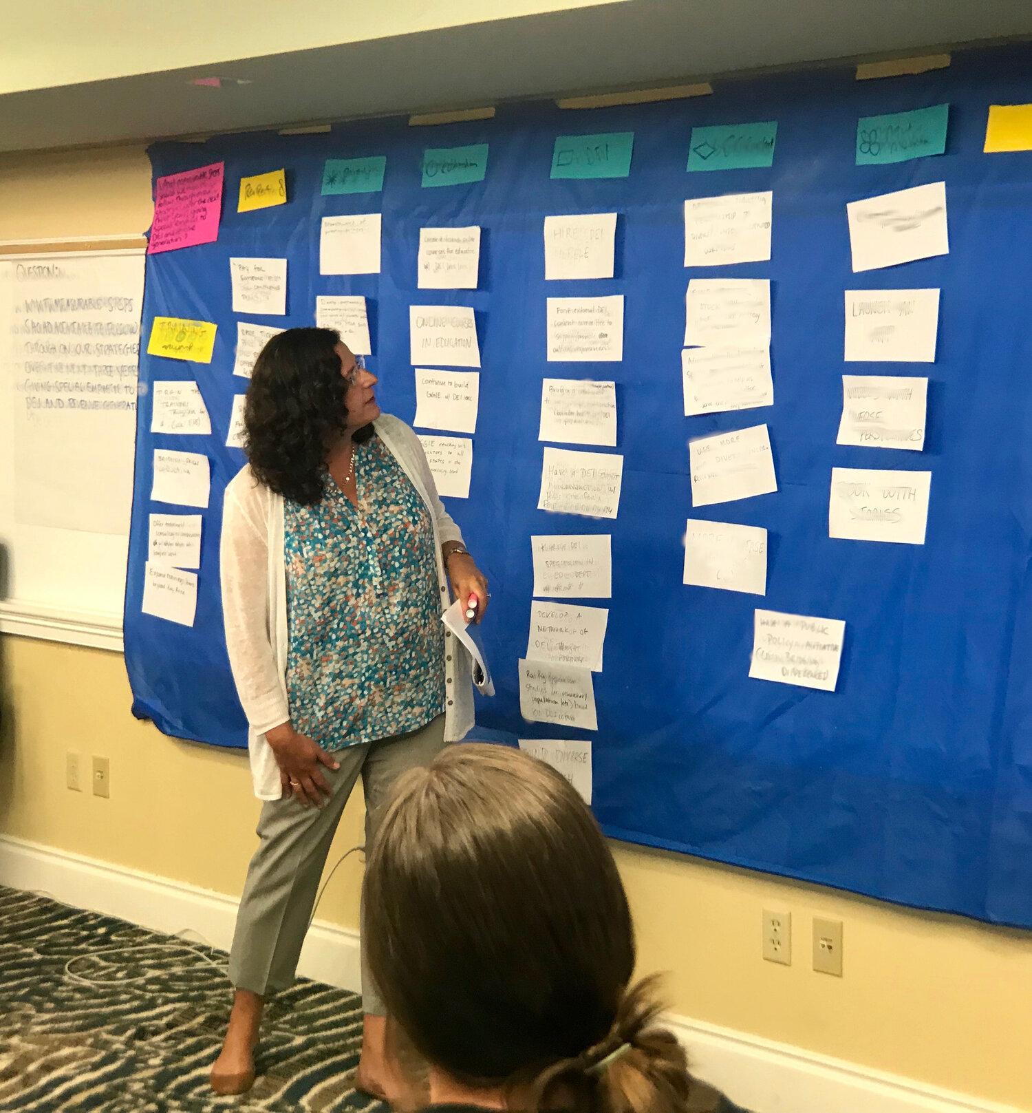 Nonprofit Strategy Facilitation Lyons Newman Consulting