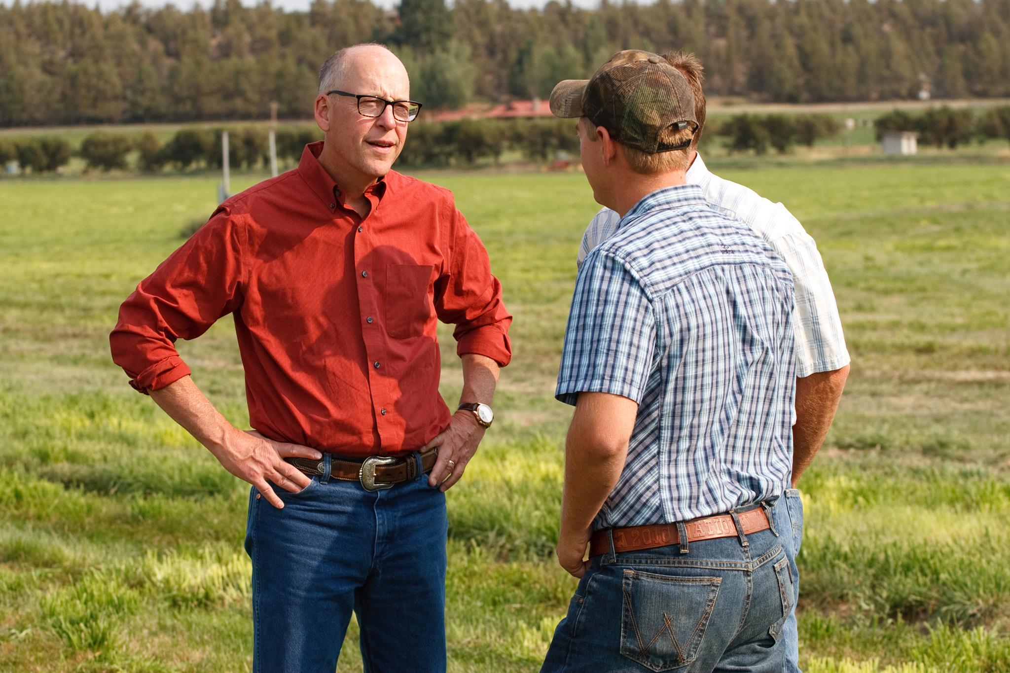 Stand with Greg Walden - Add your name!