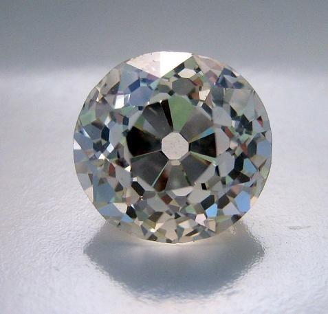 Old European Cut diamond loose