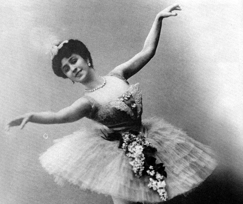 Matilda Kshesinskaya in Fouettes of Fate