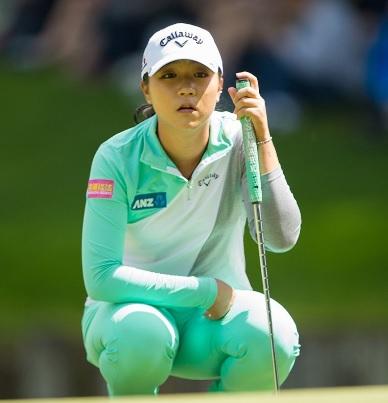 Low key Queen of golf-swag