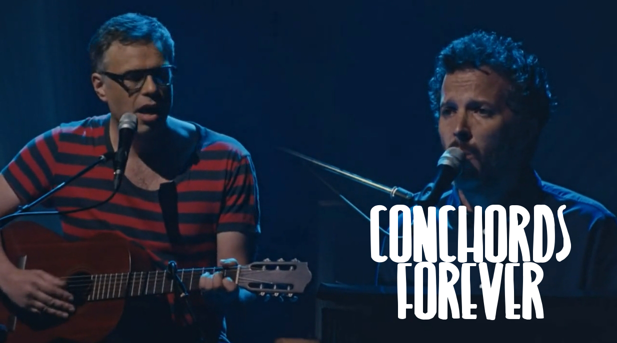 Flight Of The Conchords Now And In Perpetuity Niche Cache