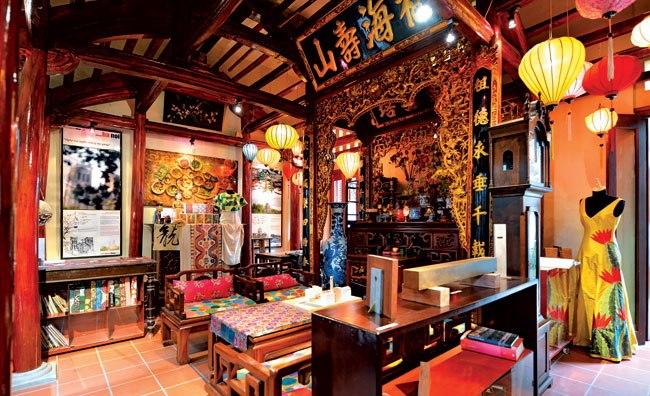 Interior at Chula Fashions