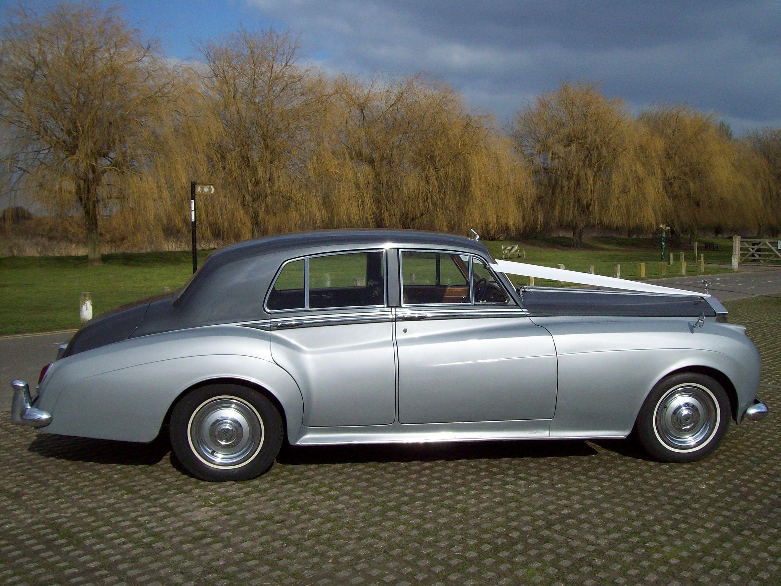 Rolls Royce Silver Cloud Mk1