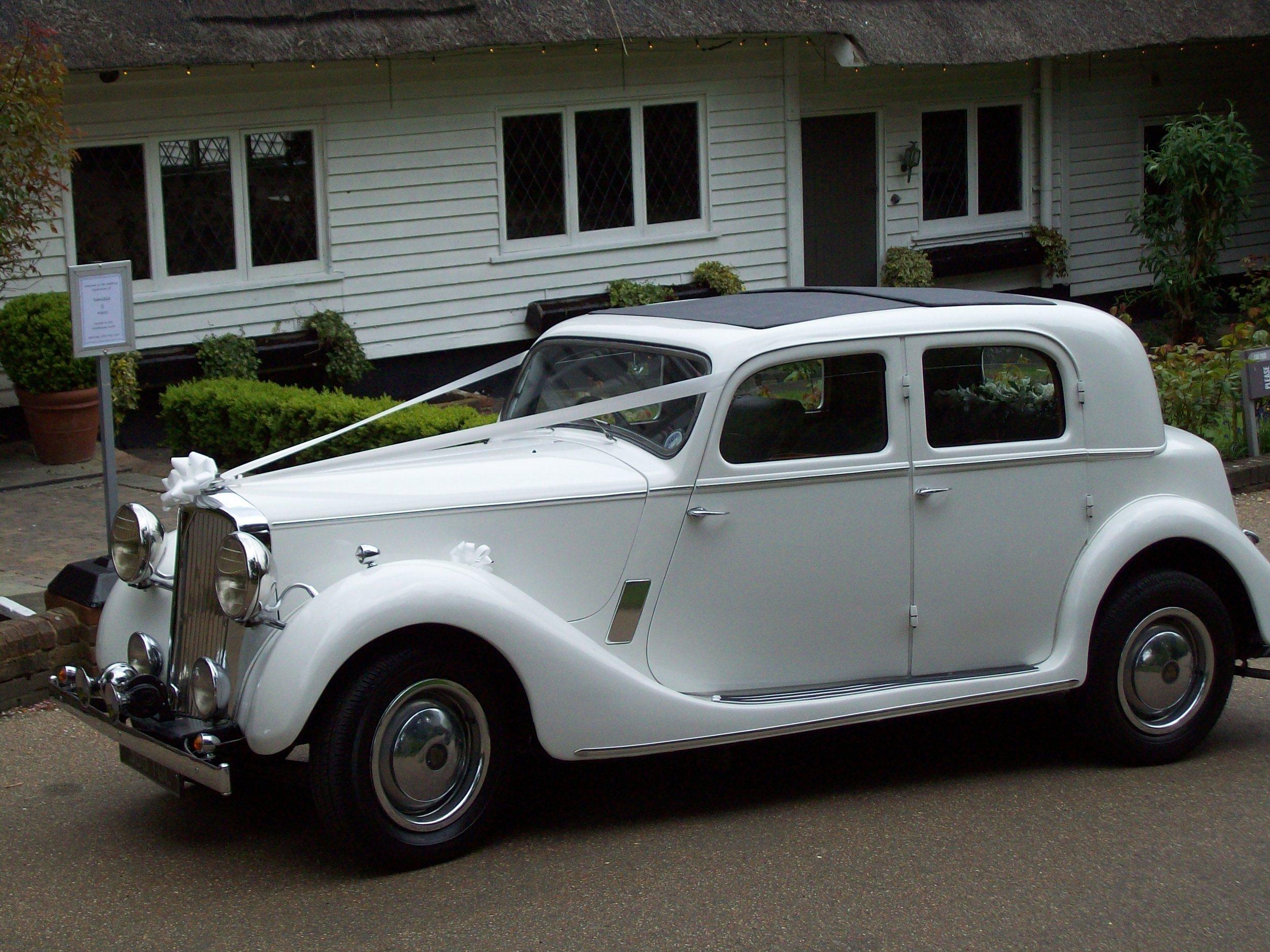 vintage Car Hire Kent