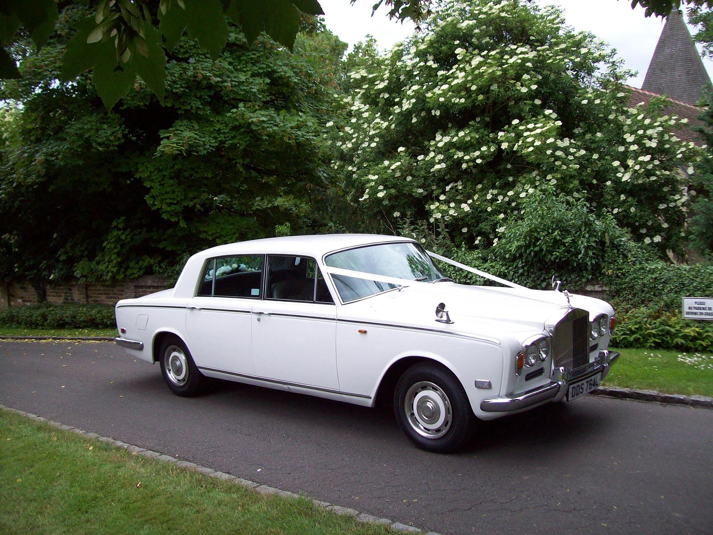 Rolls Royce Wedding Car.JPG