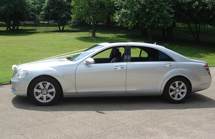 Mercedes 'S' Class Limousine  - Popular