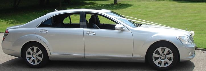 Mercedes S Class Executive Limousine