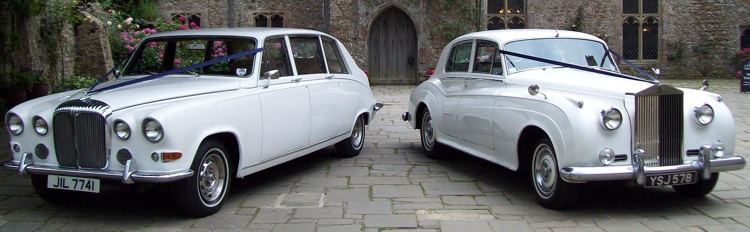 Swap your services or goods for these cars on your wedding day.