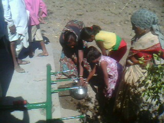 Bhalwani Igloo Drought Relief 2013
