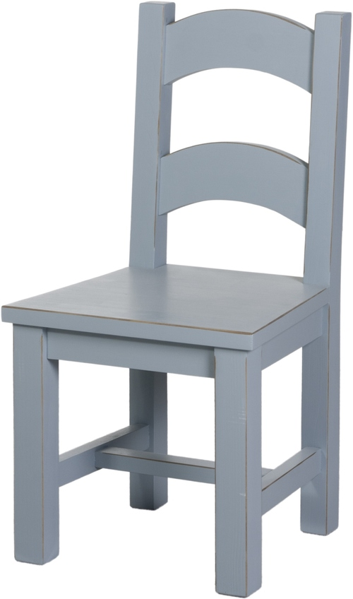 CHILD'S CHAIR  € 86  Product Code: TL-1231  This piece may be orderedin any of the Heritage colours and finishes.