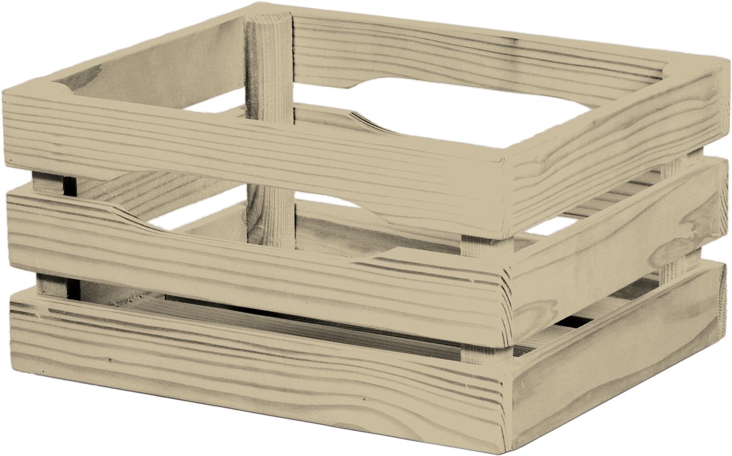STORAGE BOX SMALL  w 28 x d 23 x h 15 cm  € 20  Product Code: BOX-S
