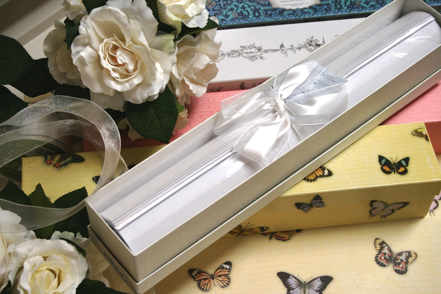STRAWBRIDGE SCENTED DRAWER LINERS
