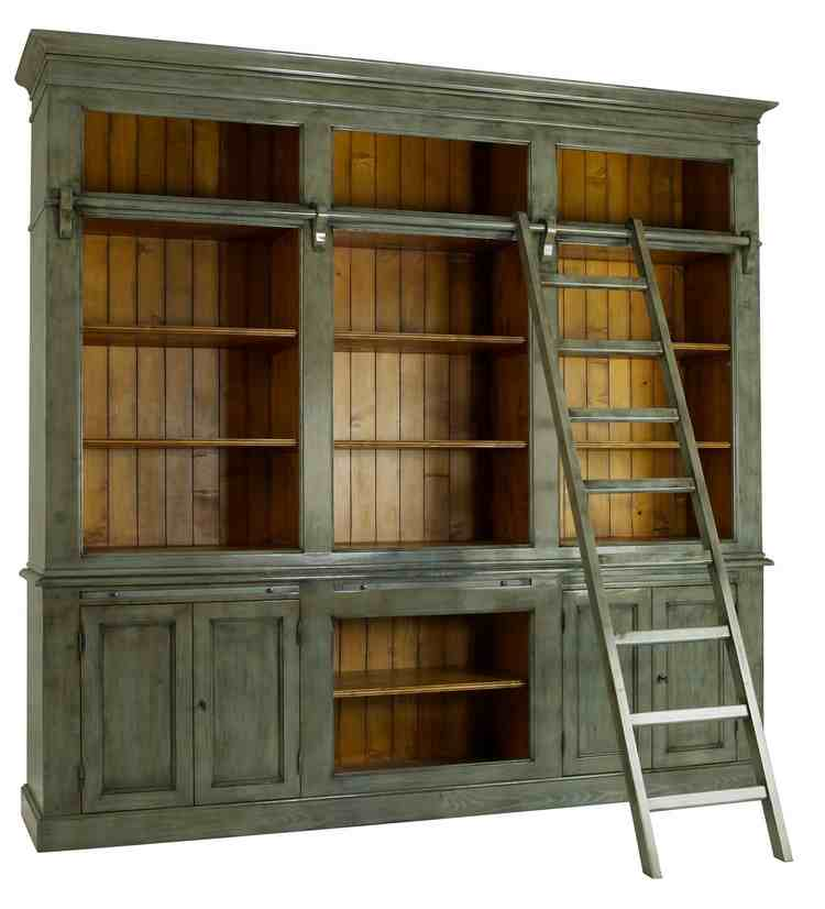 HERITAGE NOTTINGHAM COLLECTION GRAND BOOKCASE  w 256 x d 56 x h 240 cm  € 3,654 ( 30% OFF, NOW €2,557.80 )        Product Code: NC-9040  This piece may be orderedin any of the Heritage colours and finishes.