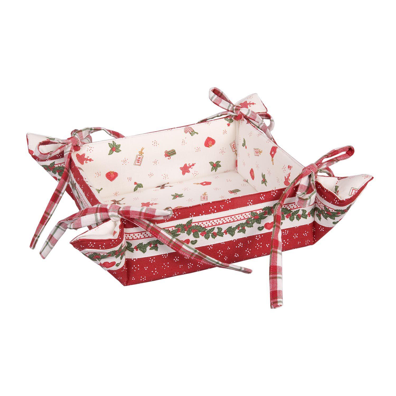 Christmas Bread Basket  €12