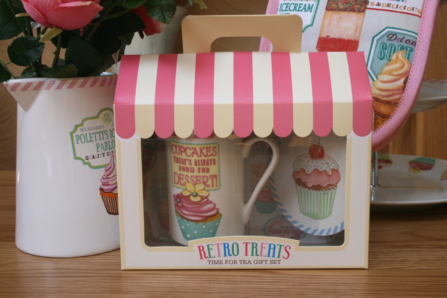 Tea Gift Set - CRT-5130522 - €12.50