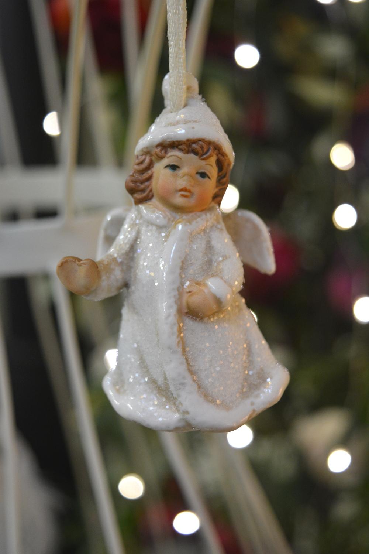 Winter Angel Bell  €4.90
