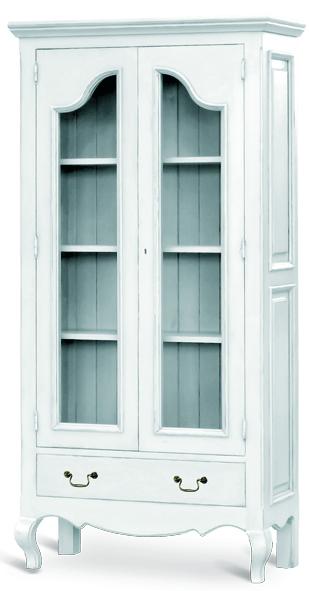 GLASS CABINET  w 90 x d 40 x h 180 cm  € 1,174( PRICE DROP € 993 )   JANUARY SALE PRICE : €794.40   Product Code: FL-7019