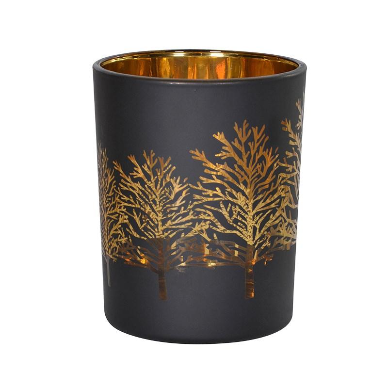 Black/Gold Tree Tea Light Holder  €9.00  Product Code: CHA1-XLS-290