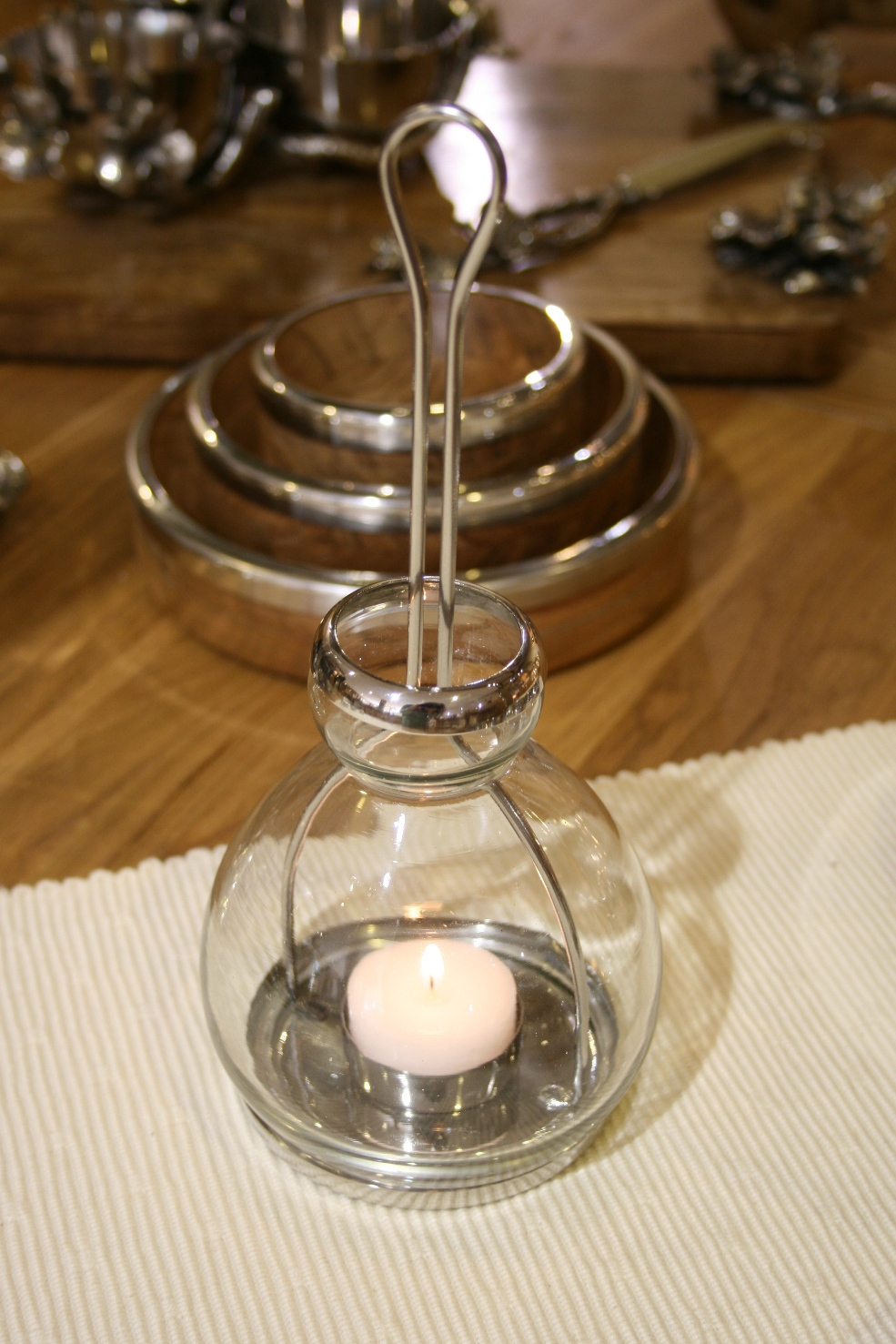 Bramble Tea Light Holder ~ €14.00