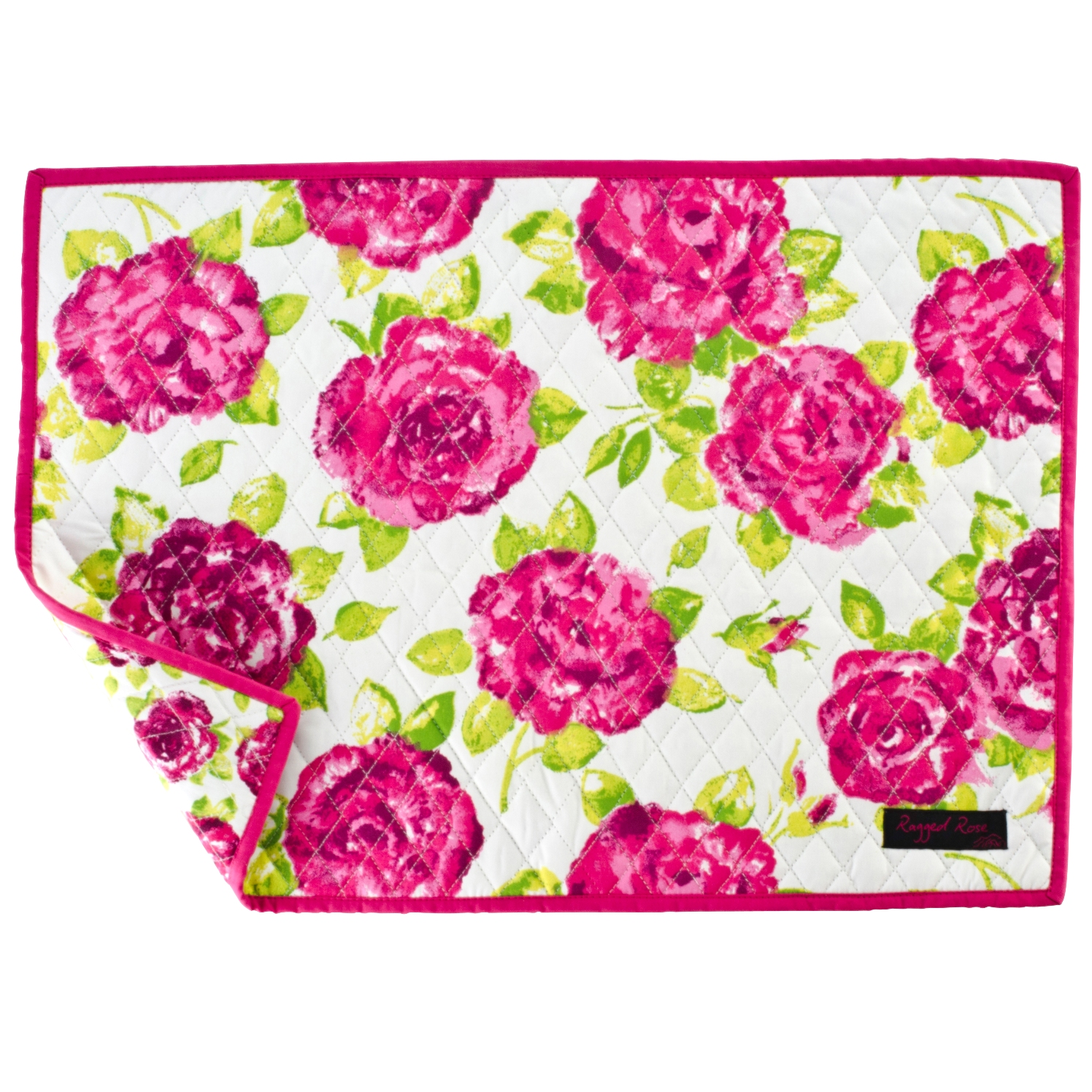 Rose & White Placemat      €7.00