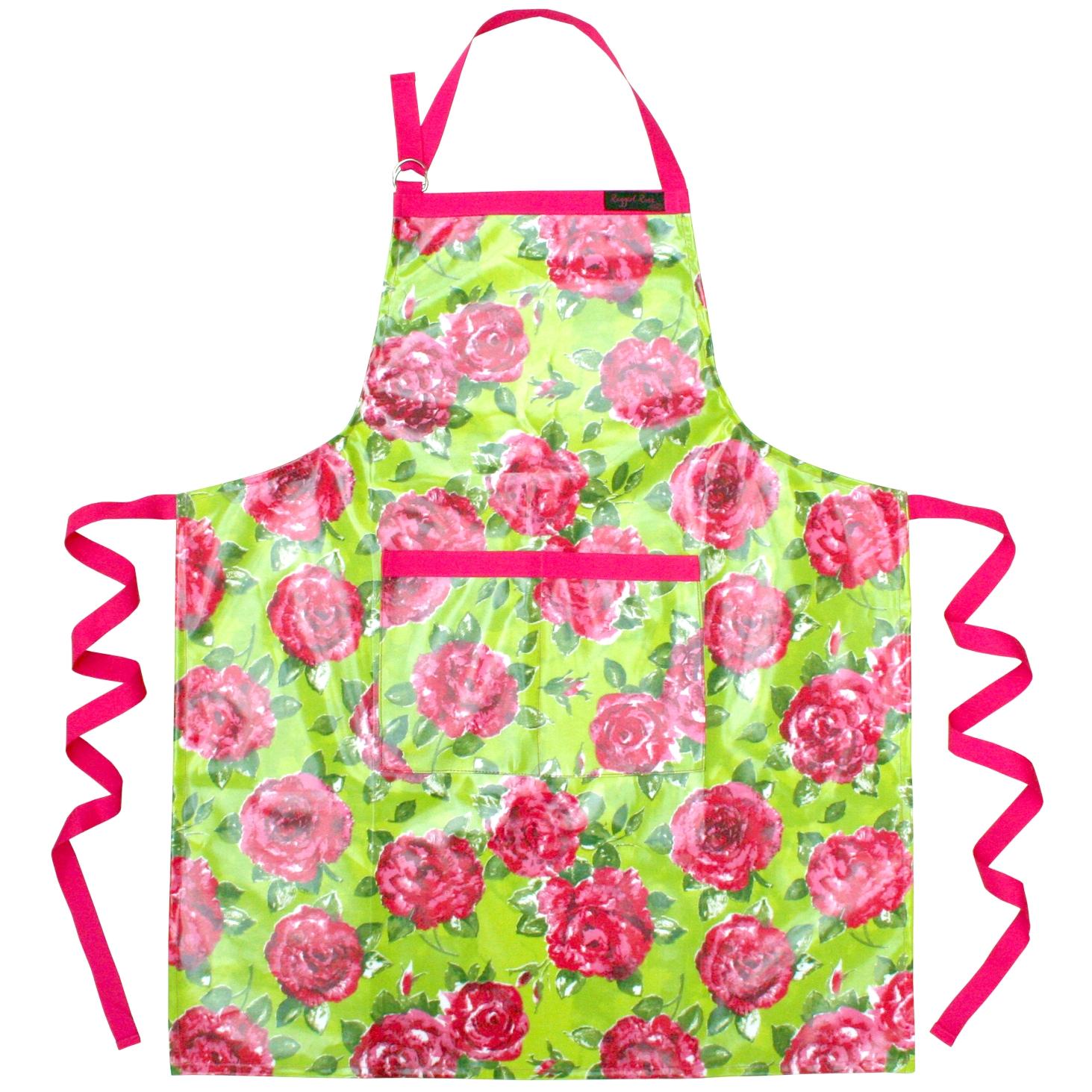 Lime & Rose PVC Garden Apron   ~ €28.00