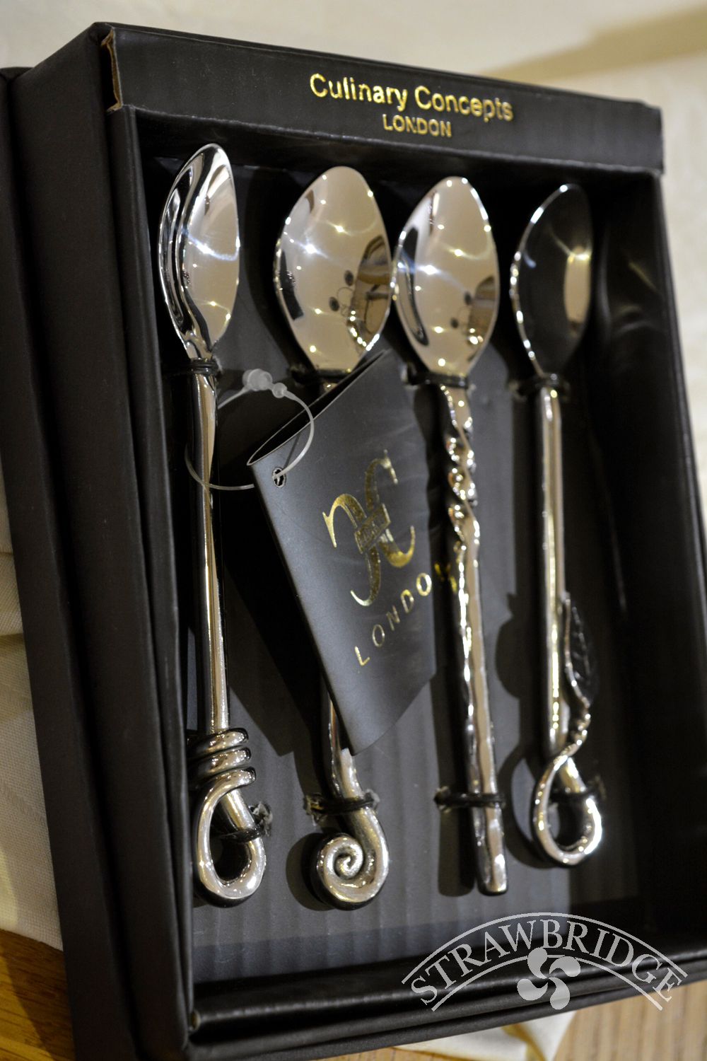 Coffee Spoon 4 Piece Set ~ €37.00