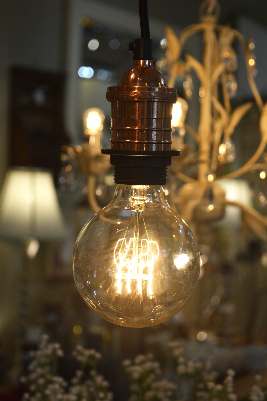 Pendant Light Fitting Including Bulb € 77
