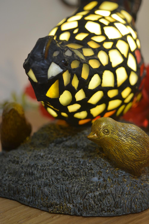 Hen Tiffany Lamp €112