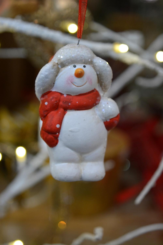 Snowman - €2.50