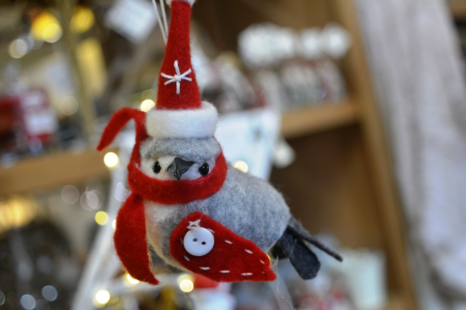 Wrapped Up Birdie - €5.50