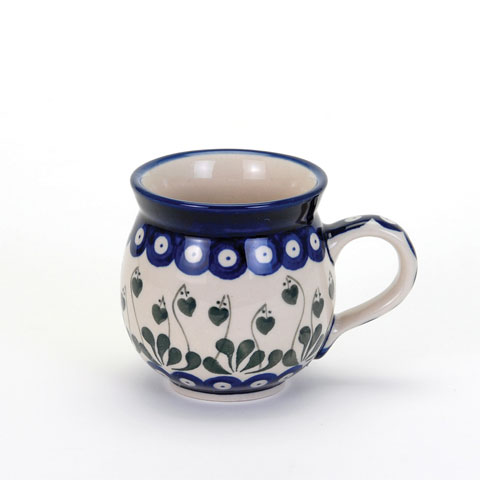 GENTS MUG LOVE LEAF: €18.50