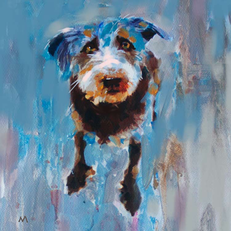 SCALLYWAG, PRINT BY PAUL MALONEY €79
