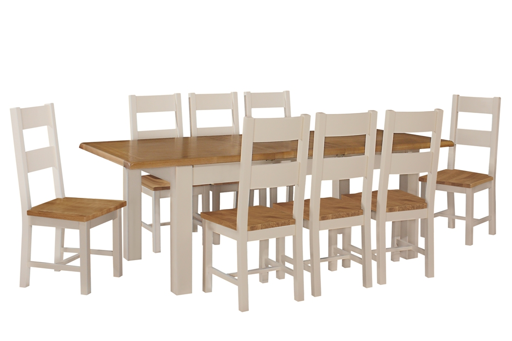 EXTENDABLE DINING TABLE 1.8 METRES, €940, CODE: JT045