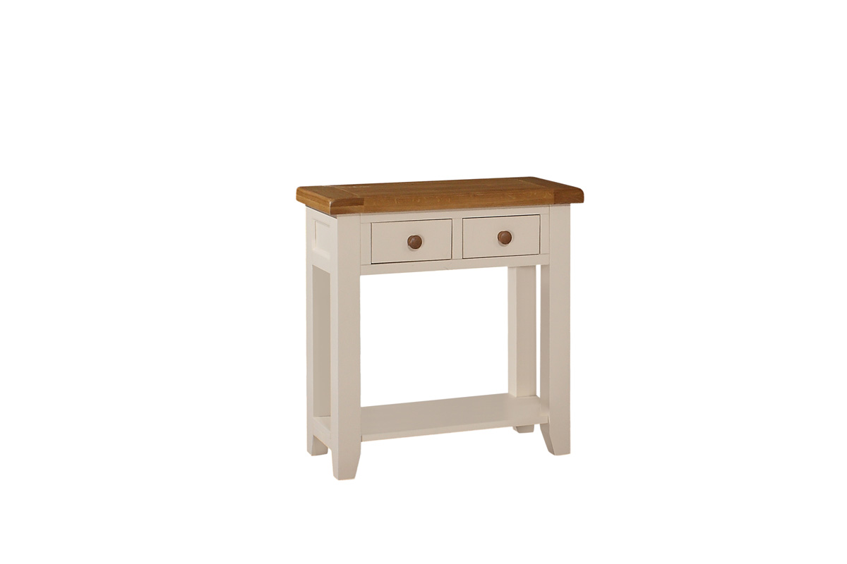 CONSOLE TABLE TWO DRAWERS, €325, CODE: JT049