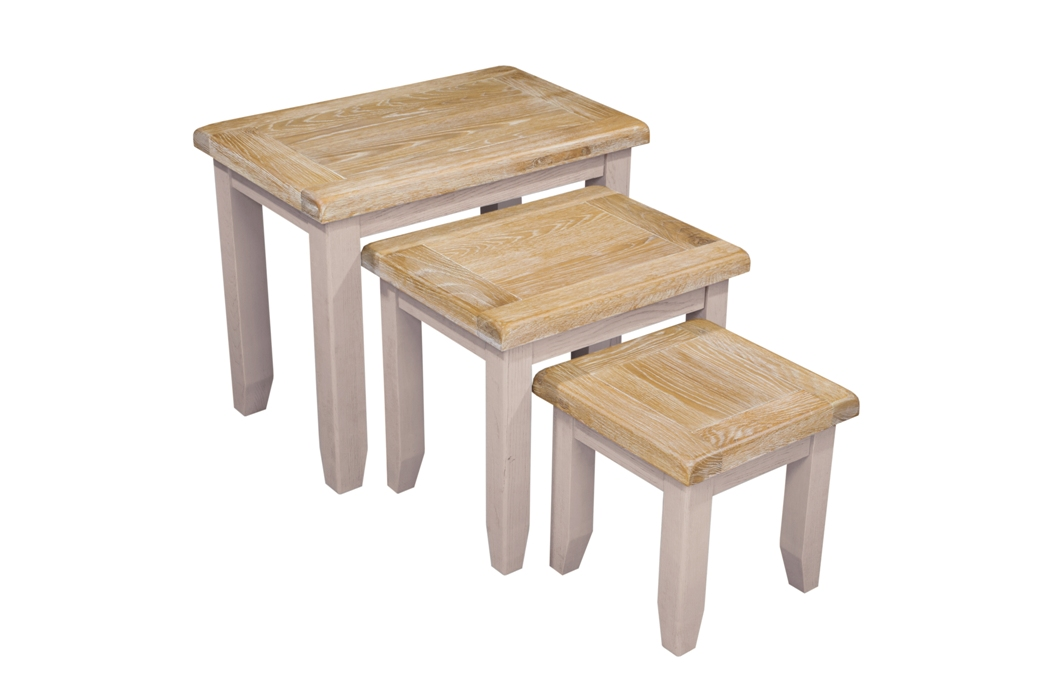 NEST OF TABLES, €295, CODE: SAL046