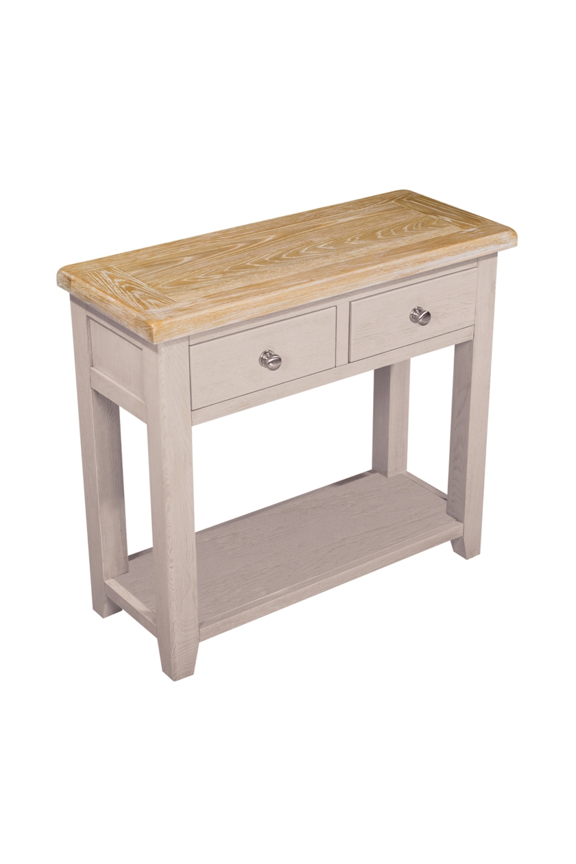 CONSOL TABLE 2 DRAWERS, €360, CODE:SAL026