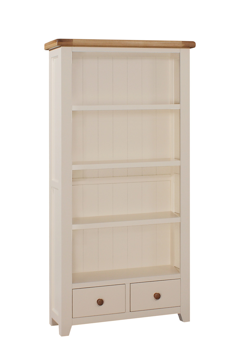 TALL BOOKCASE 2 DRAWERS, €598, CODE:JT041