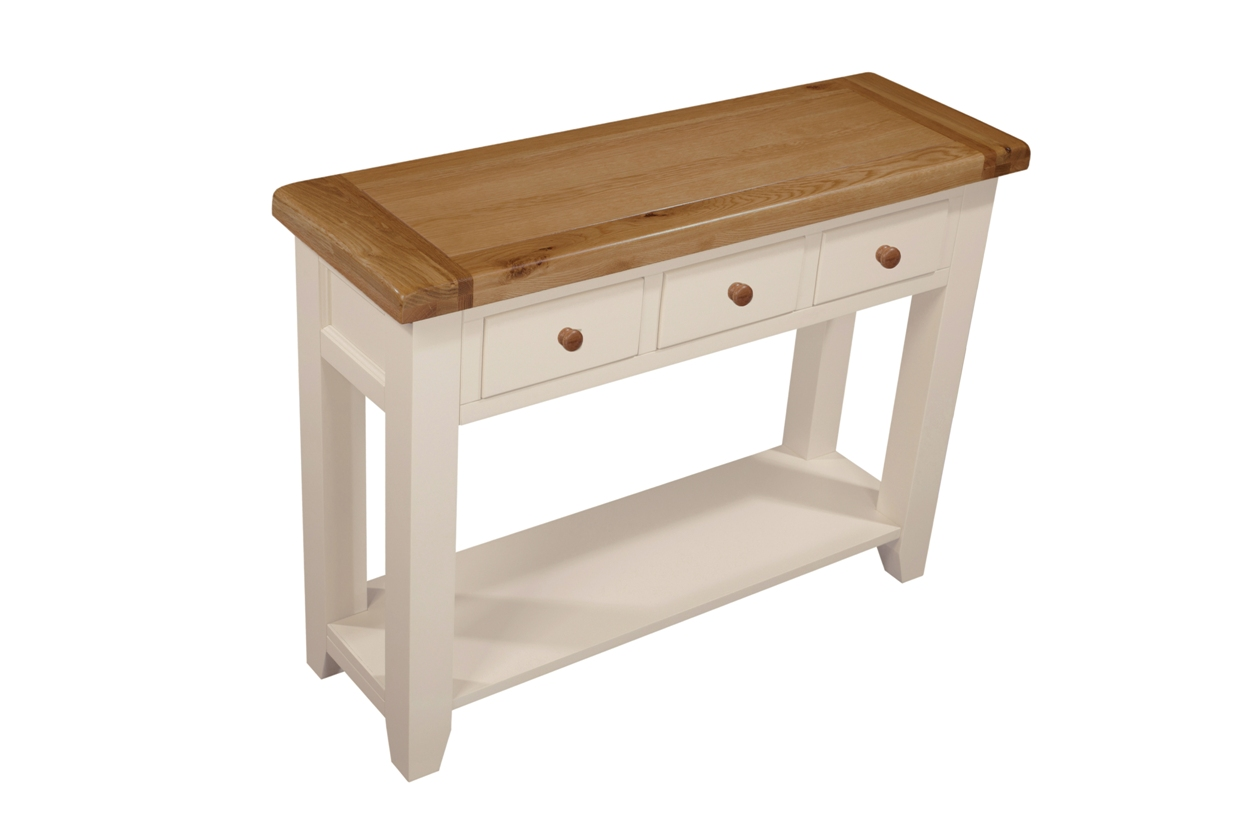 CONSOLE TABLE 3 DRAWERS, €395, CODE:JT050
